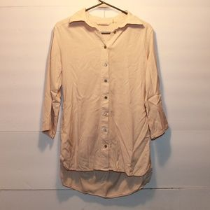Soft Surroundings Size Small Long Sleeve Top